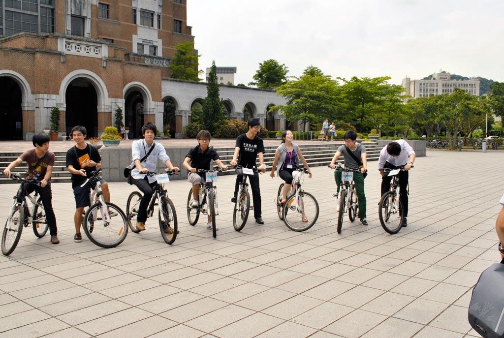 台大踏單車