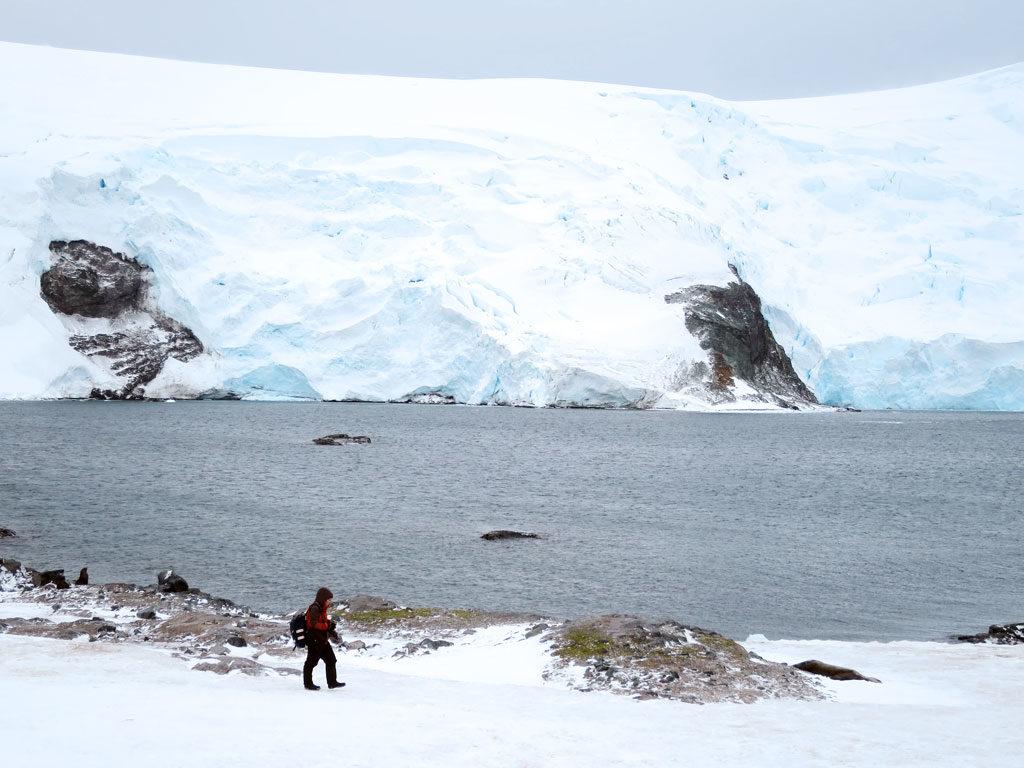 半個旅遊記者的故事-南極之旅